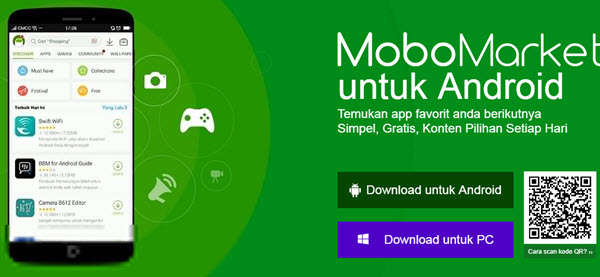 mobomarket pusat download game android terbaru 2018